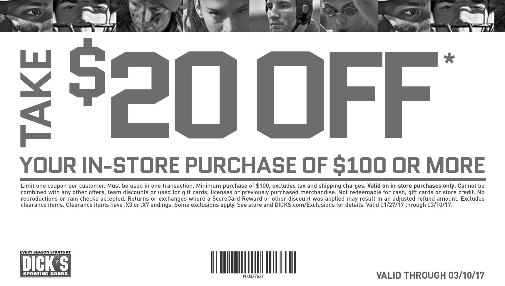 Get 11 Total Hockey coupon codes and promo codes at CouponBirds. Click to enjoy the latest deals and coupons of Total Hockey and save up to 25% when making purchase at checkout. Shop reofeskofu.tk and enjoy your savings of November, now! Save 20% off on selected clearance items with a code. Posted two months ago. 18 Get Code 25%. OFF.