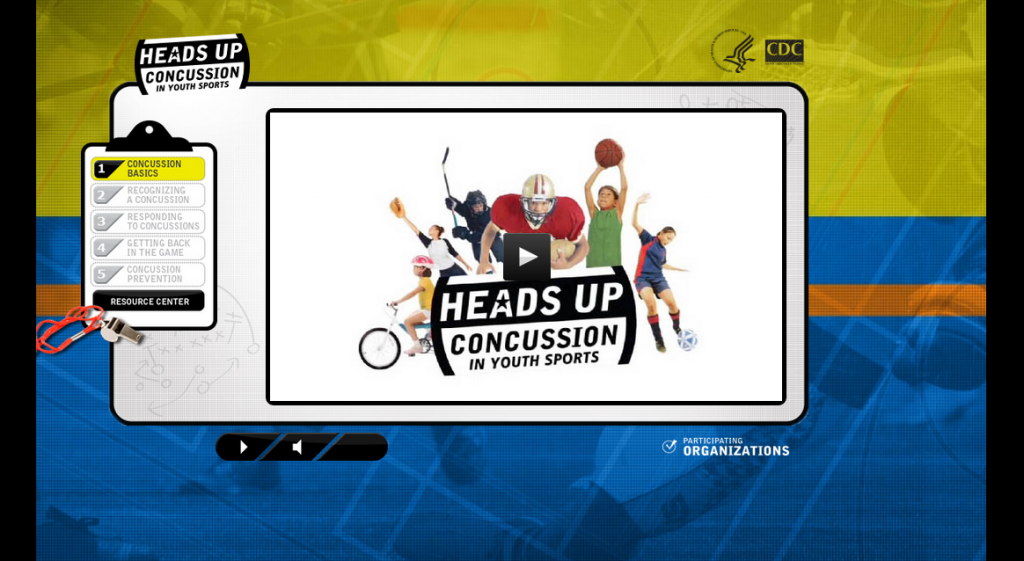 Heads Up Concussion Training